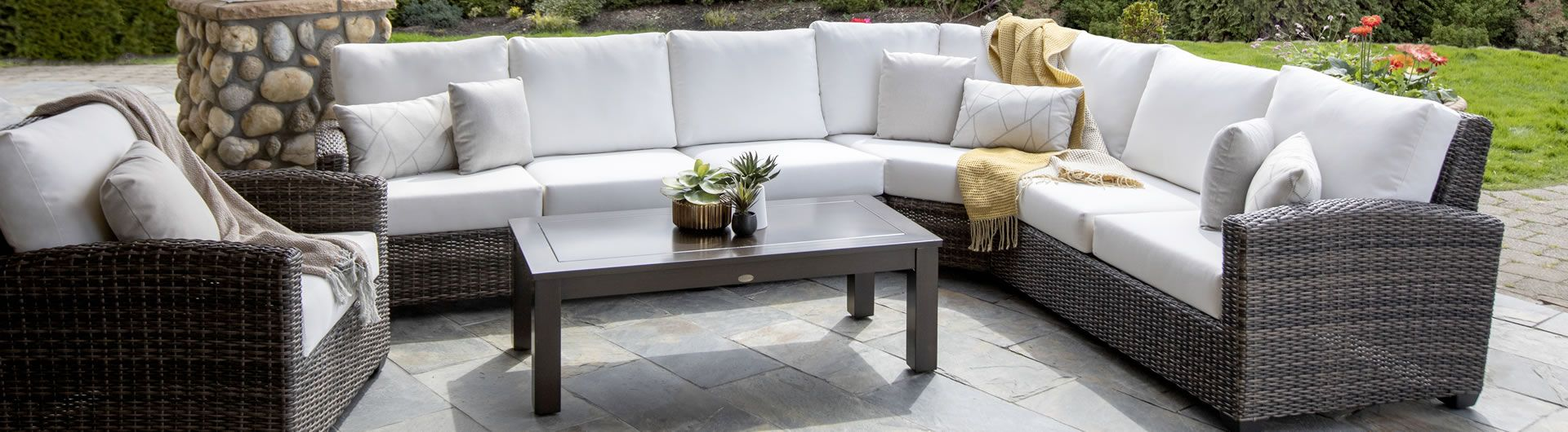Coral Gables Sectional Collection