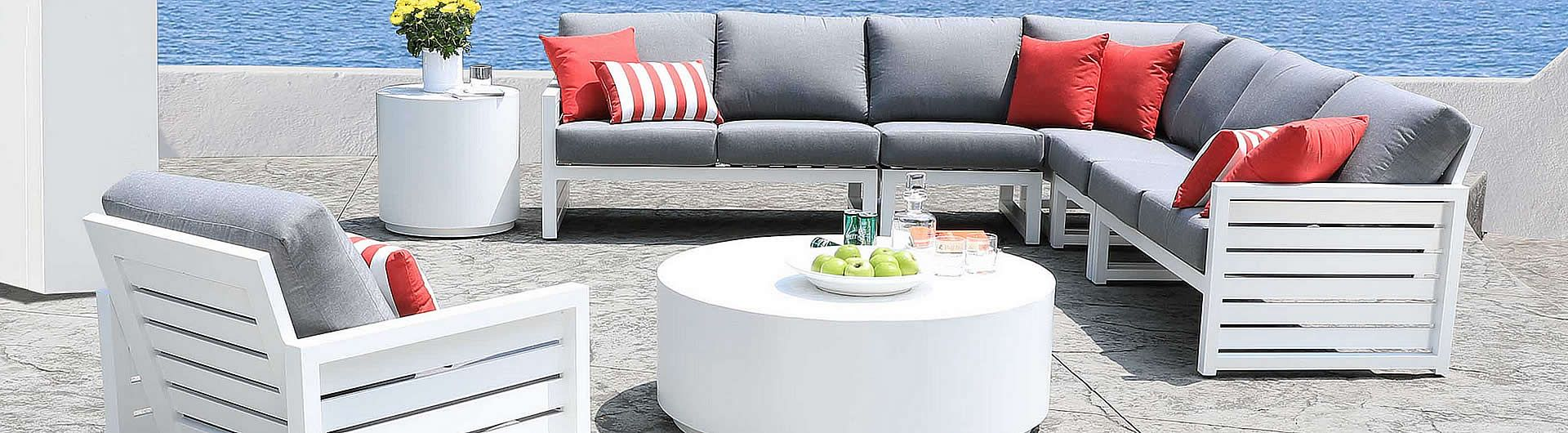 Gramercy Sectional Collection