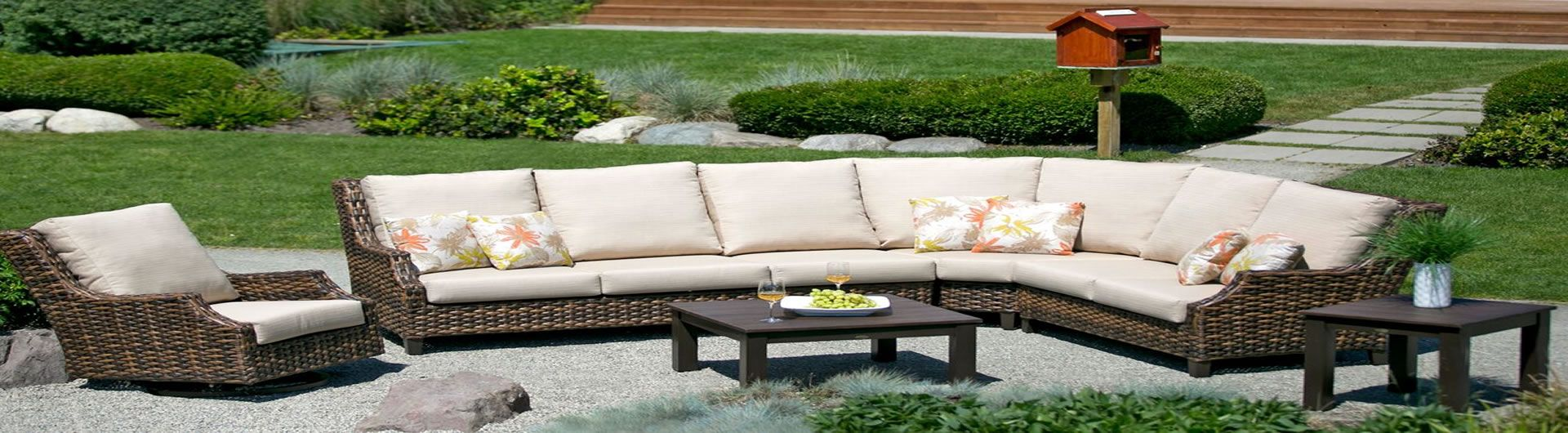 Whidbey Island Sectional Collection