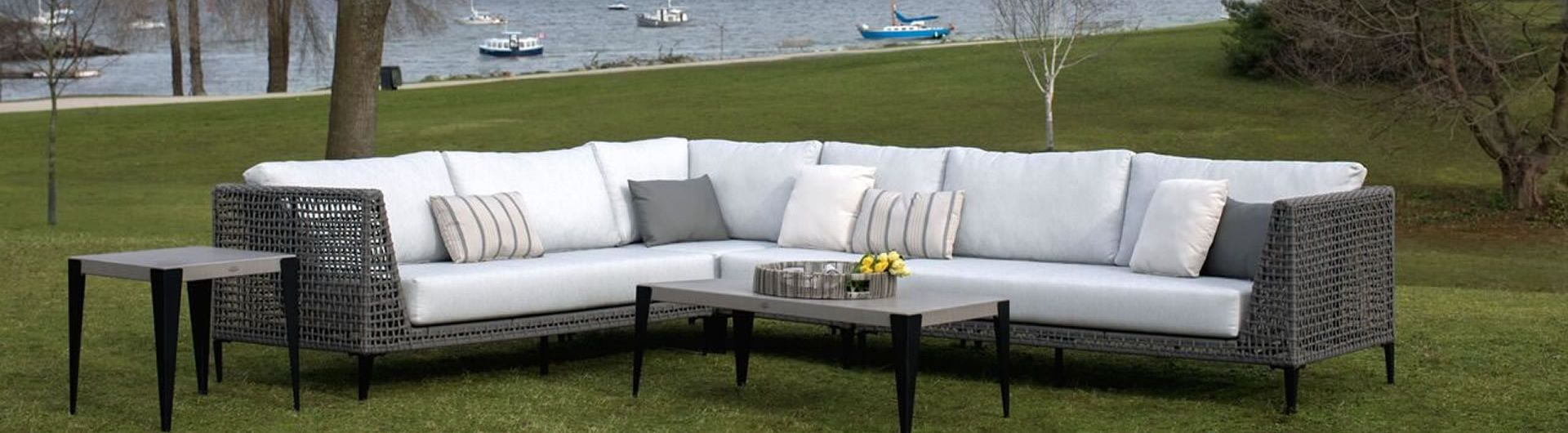 Genval Sectional Collection
