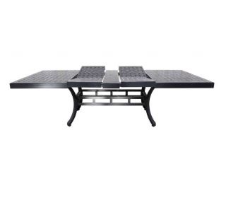 "Product Name: Hampton 108"" Extending Rect Table"