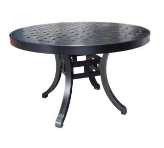 "Product Name: Hampton 48"" Round Table"