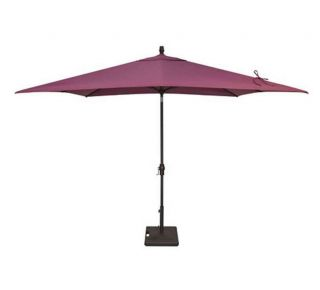 Product Name: Patio Umbrella -10 ft. x 8 ft. Rectangle