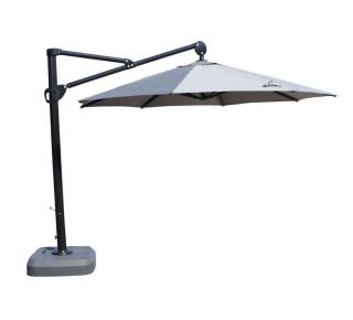 Product Name: Patio Umbrella : Chelsea 11.5 ft. Cantilever