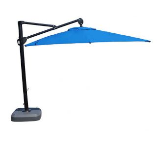 Product Name: Patio Umbrella - Chelsea 10 ft. Square Cantilever