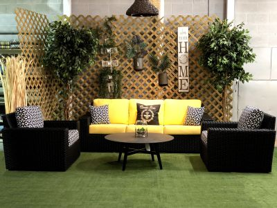 Product Name: Brighton Sofa & 2 Chairs