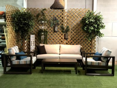 Product Name: Element Sofa & 2 Club Chairs